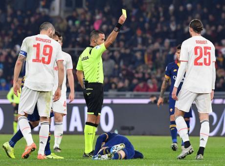 Lecce-Spal: ecco i 6 arbitri