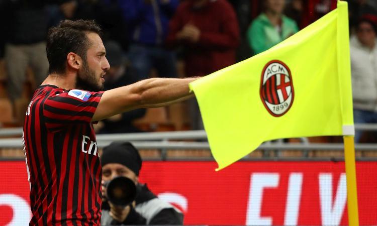 Calhanoglu vuole il rinnovo, il Milan prende tempo