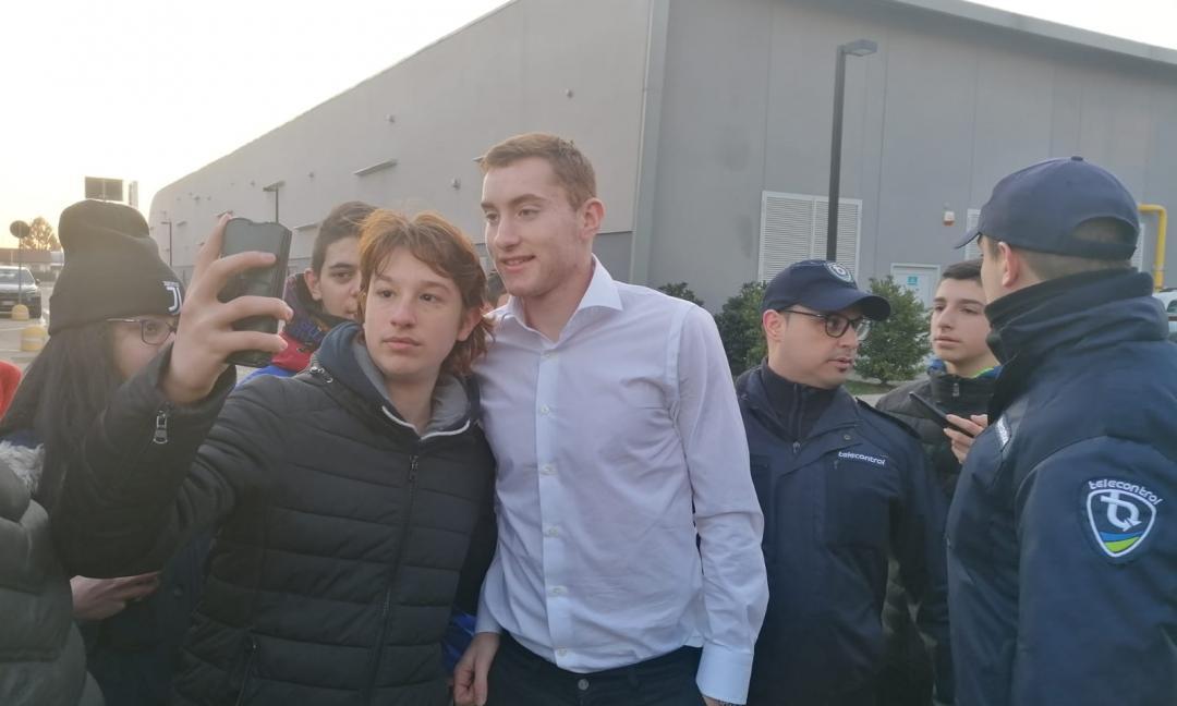 Prime mosse: Kulusevski fa le visite, Pjaca a Parma