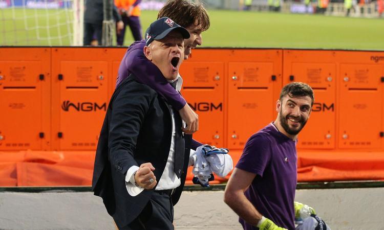 La Fiorentina di Iachini è gioco e cuore: impresa con Cutrone-gol, fuori l'Atalanta. Ora c'è l'Inter