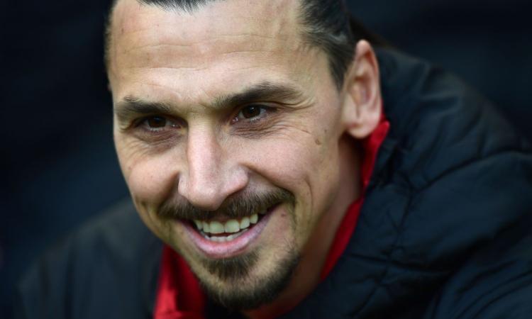 Milan, Ibrahimovic vuole esserci anche in Europa League