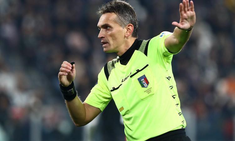 Arbitri Serie A: Irrati per l'Inter, Juve a Pasqua. A Di Bello Napoli-Roma: tutte le designazioni