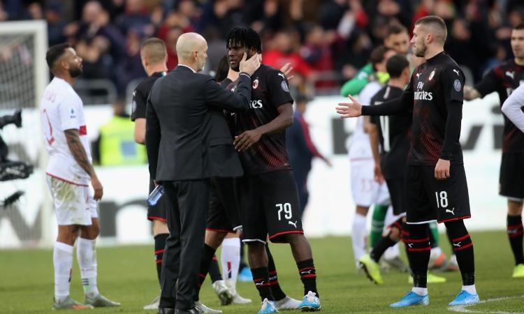 Milan, ipotesi Premier per un centrocampista