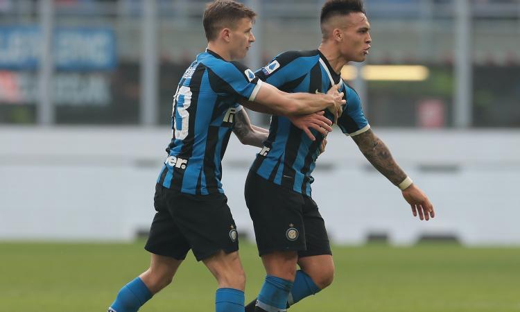 Inter, Barella: 'C'è stato uno stop, ma vogliamo ripartire e arrivare in fondo'