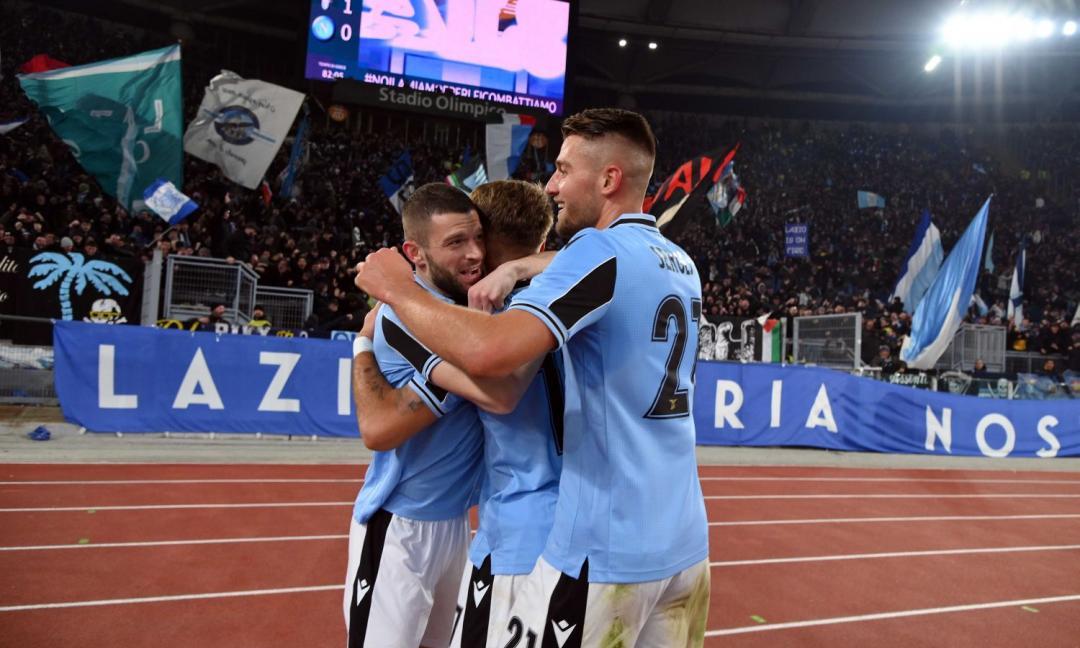 Dieci vittorie consecutive non sono un caso: Lazio, si può!