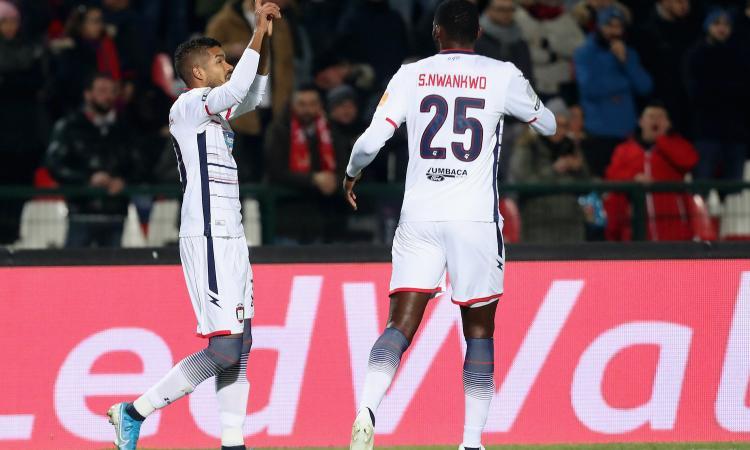 Serie B, il derby va al Crotone: 1-0 a Cosenza, Stroppa 3° a un punto dal Pordenone