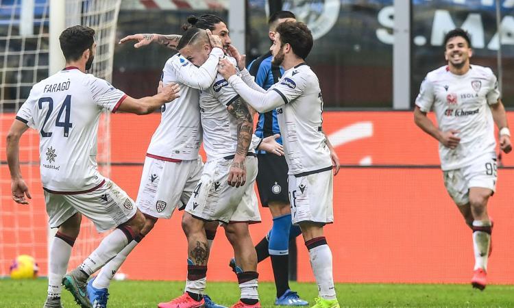 L'ex Nainggolan ferma l'Inter: 1-1 a San Siro, ora la Juve può allungare
