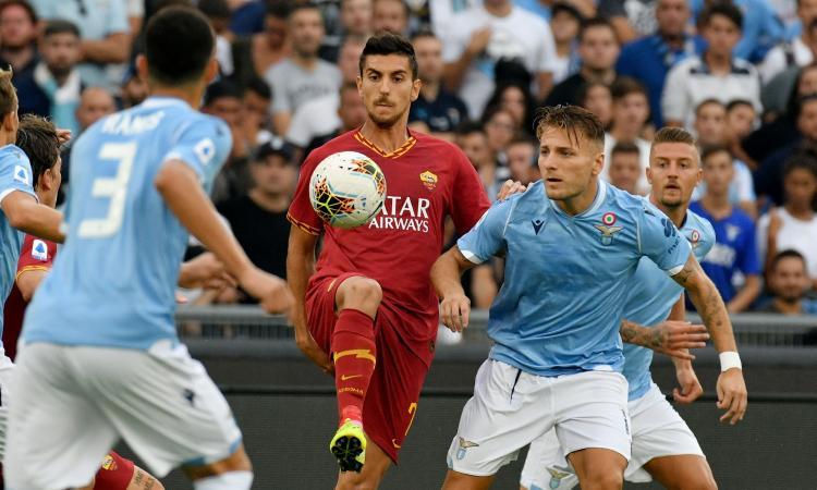 Roma-Lazio, derby spartiacque: Pellegrini decisivo per Dzeko, difesa giallorossa ideale per Immobile