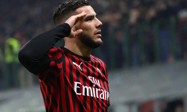 Psg, pressing per Theo Hernandez: la cifra che può far vacillare il Milan