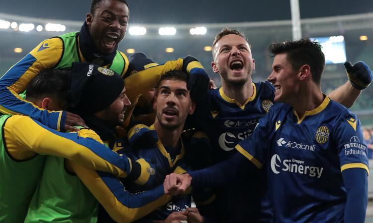 Il Verona vede l'Europa: è 2-1 in rimonta contro il Genoa. GUARDA GLI HIGHLIGHTS