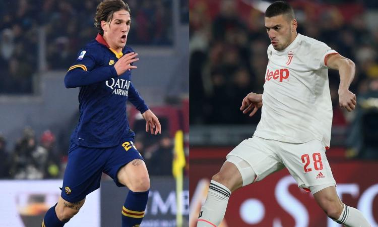 Zaniolo e Demiral, due crociati in una partita. 'Quel campo non è da Serie A'. C'era stata Lazio-Napoli il giorno prima