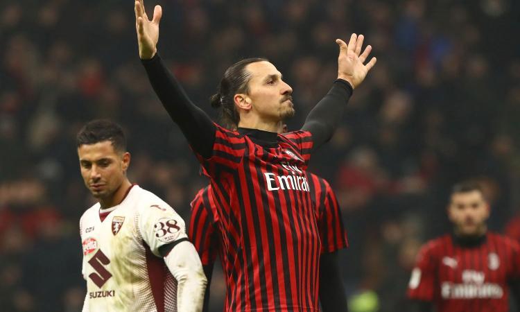Milan: ottimismo per Ibrahimovic