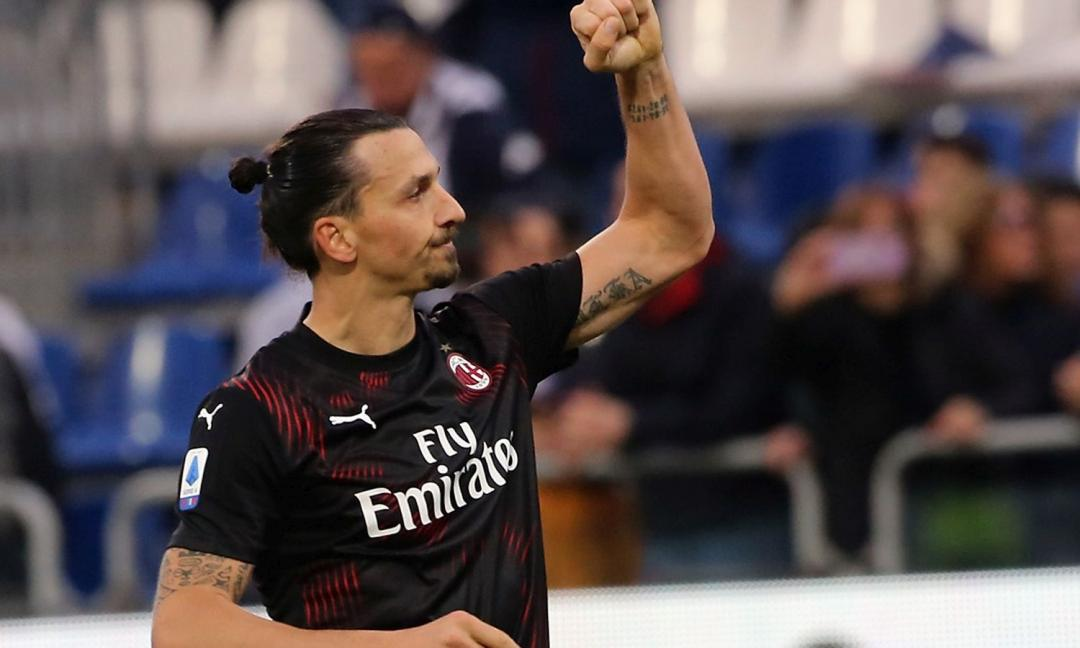 Con un Ibrahimovic così, serve un mediano