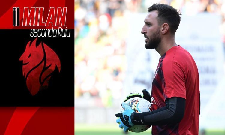 Antonio Donnarumma non fa rimpiangere Gigio: Milan, che bisogno c'era di prendere Reina?