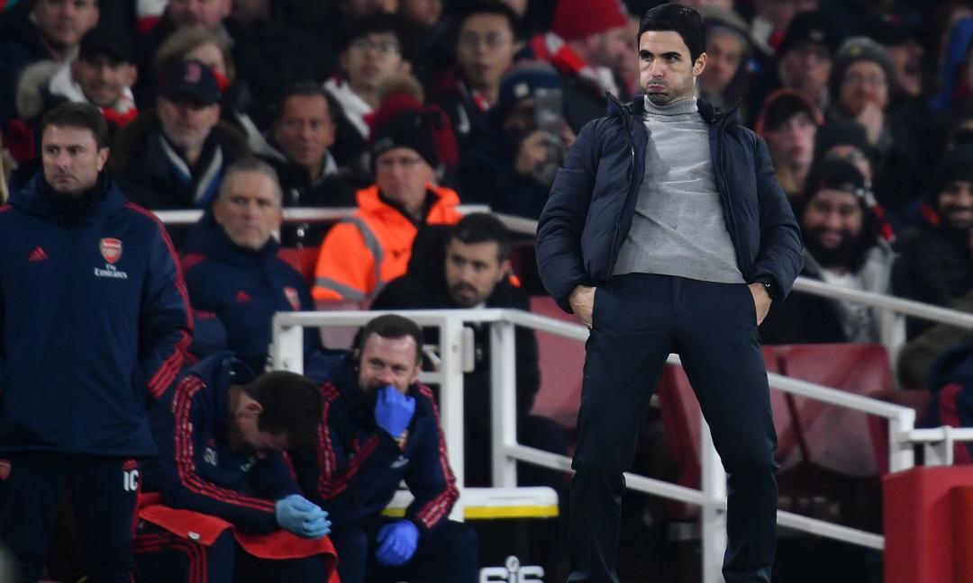 La rinascita dell'Arsenal nel nome di Arteta