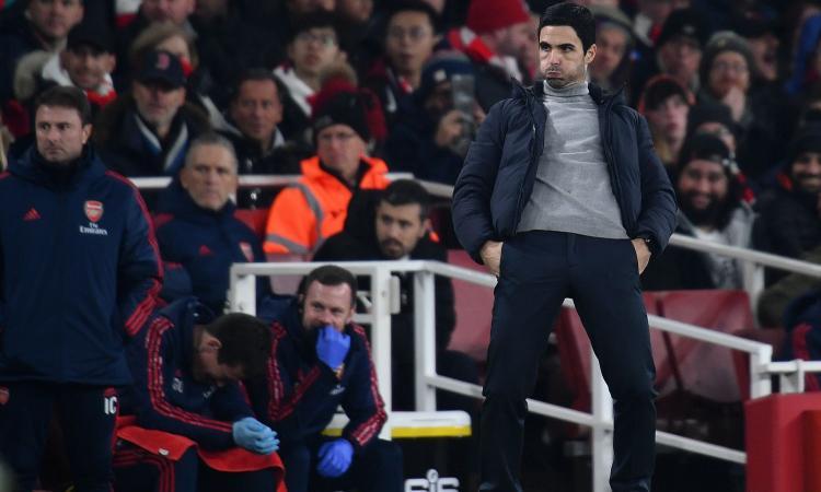 Arsenal, 50 milioni per un esterno a gennaio