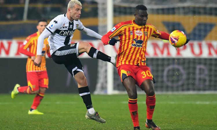 Parma-Lecce 2-0 nel posticipo di Serie A, GUARDA GLI HIGHLIGHTS
