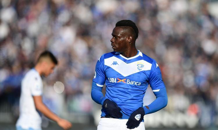 Brescia: primo allenamento per Balotelli