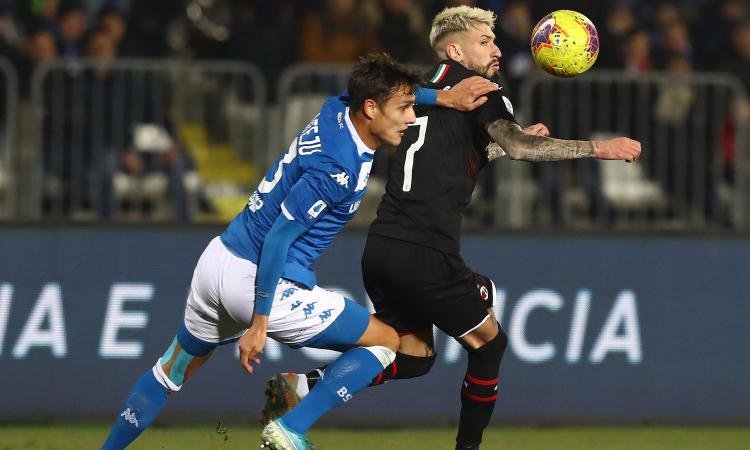 Brescia-Milan, rivivi la MOVIOLA: Ibra chiede un rigore, annullati gol a Castillejo e Torregrossa