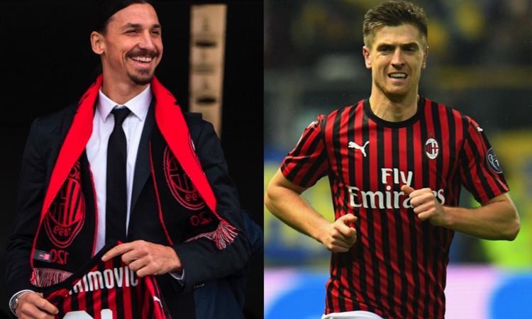 Piatek, chance con la Sampdoria per 'tenersi' il Milan: Ibra verso la panchina