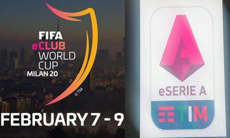Mondiale per Club a Milano ed eSerie A: calcio virtuale, ecco la primavera italiana
