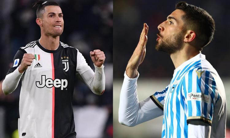 Da Ronaldo a Valoti, la top 11 di CM.COM della 20a giornata di Serie A