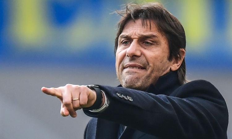 Inter, Conte: 'Voglio Ibra in campo. Il Milan non vale questa classifica'