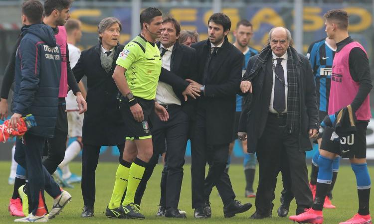 Inter, Conte infuriato lascia lo stadio senza parlare. Il suo vice: 'Stava male, era senza energie'