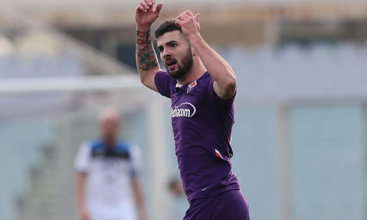 Fiorentina, la grande chance di Cutrone