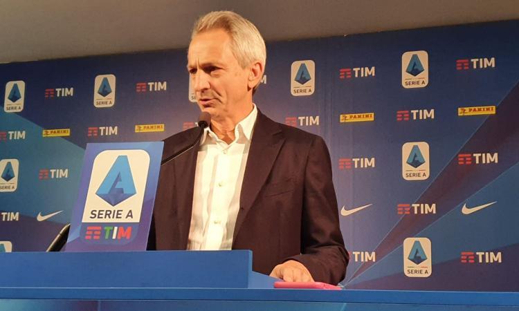 Lega A: accordo tra i club su taglio stipendi, manca l'ok dei calciatori