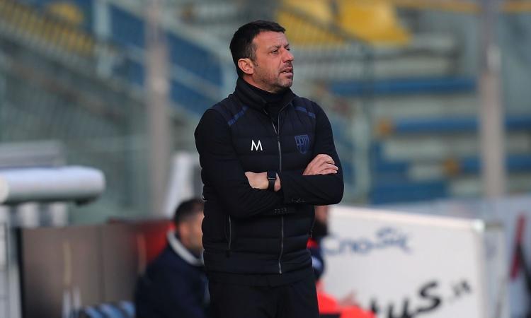 Parma, D'Aversa: 'Gervinho ha fatto un passo verso di noi. Kulusevski a rischio'