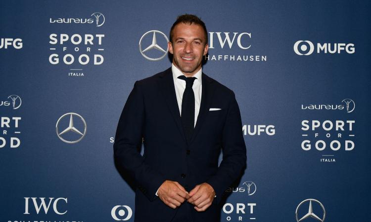 Triplete? No, la Champions della Juve. Del Piero ricorda: 'Il 22 maggio è memorabile per questo!'