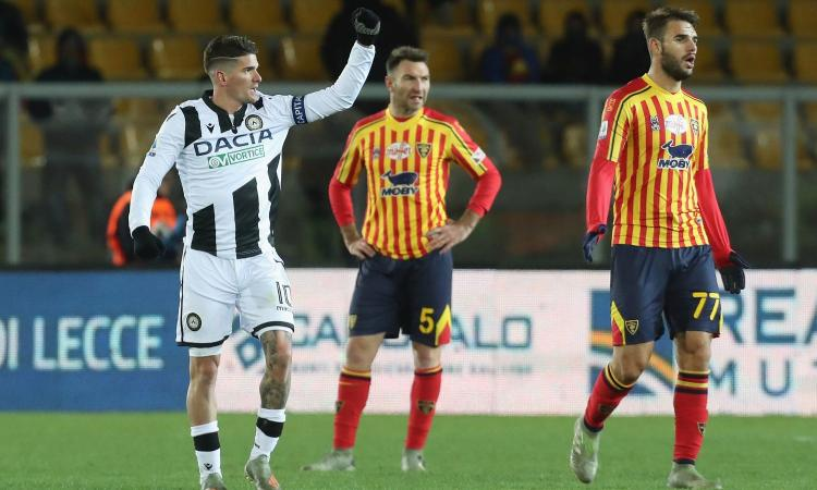 Inter, De Paul resta all'Udinese