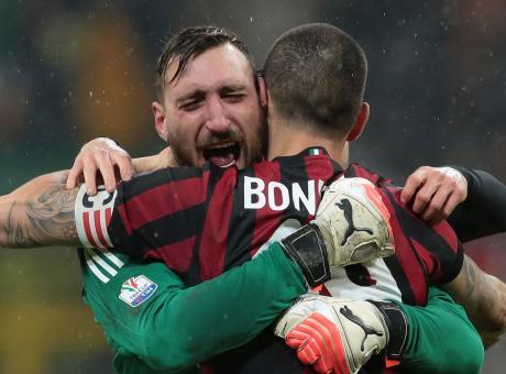 I miracoli nel derby, l'addio di Reina: Milan, due anni dopo tocca ad Antonio Donnarumma