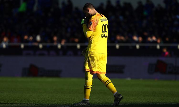 Milan: il PSG non molla Donnarumma
