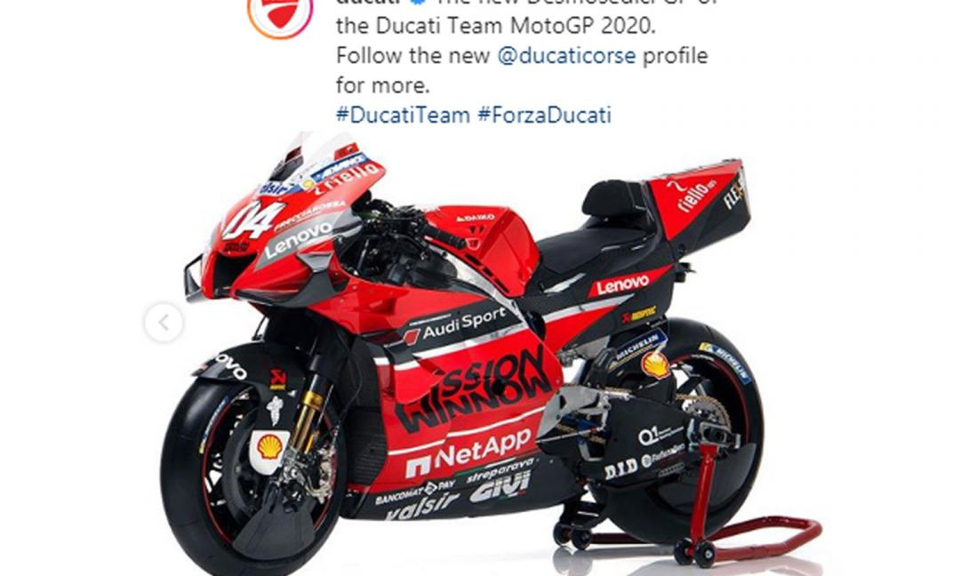 #BARVxL: La Ducati vola