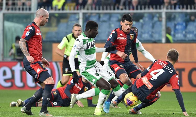 Sassuolomania: vietato vendere Duncan, Obiang sta deludendo