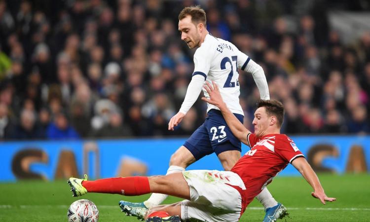 ERIKSEN ALL'INTER! Il Tottenham dice sì, il danese è atteso a Milano
