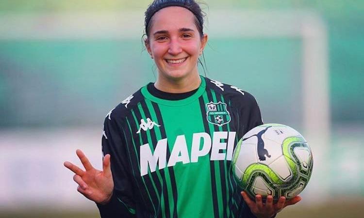 Claudia Ferrato, la dott.ssa del gol: 'A Sassuolo imparo da Sabatino, sognando Milito. La Juve? Motivazioni extra'