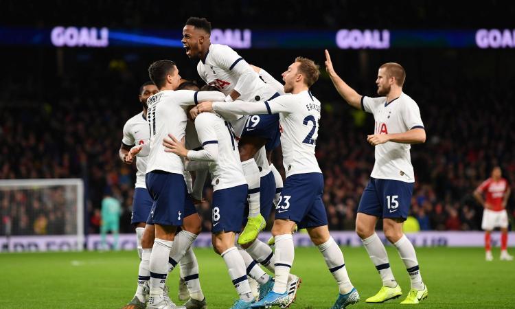 FA Cup: 2-1 Tottenham al Middlesbrough, 90' per Eriksen