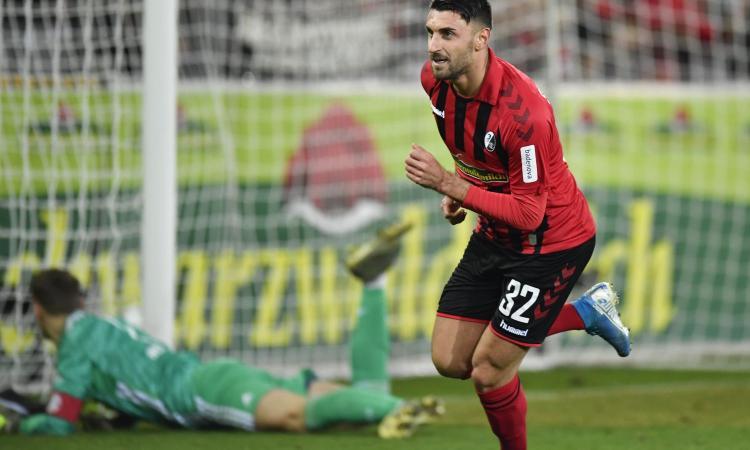 Sampdoria, per Grifo ostacolo cartellino: la situazione