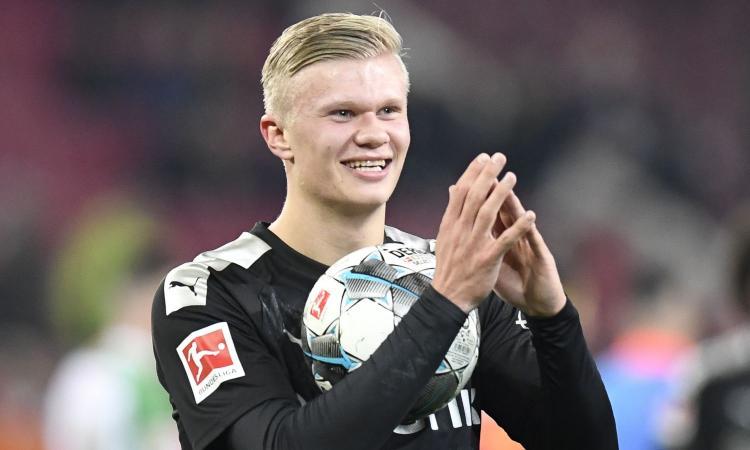 Haaland, l'esordio in Bundesliga è uno show! Quanti rimpianti per la Juve