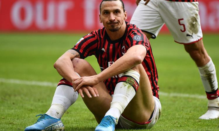 Milan, senti Marocchi: 'Ibrahimovic ha giocato con zero passione'
