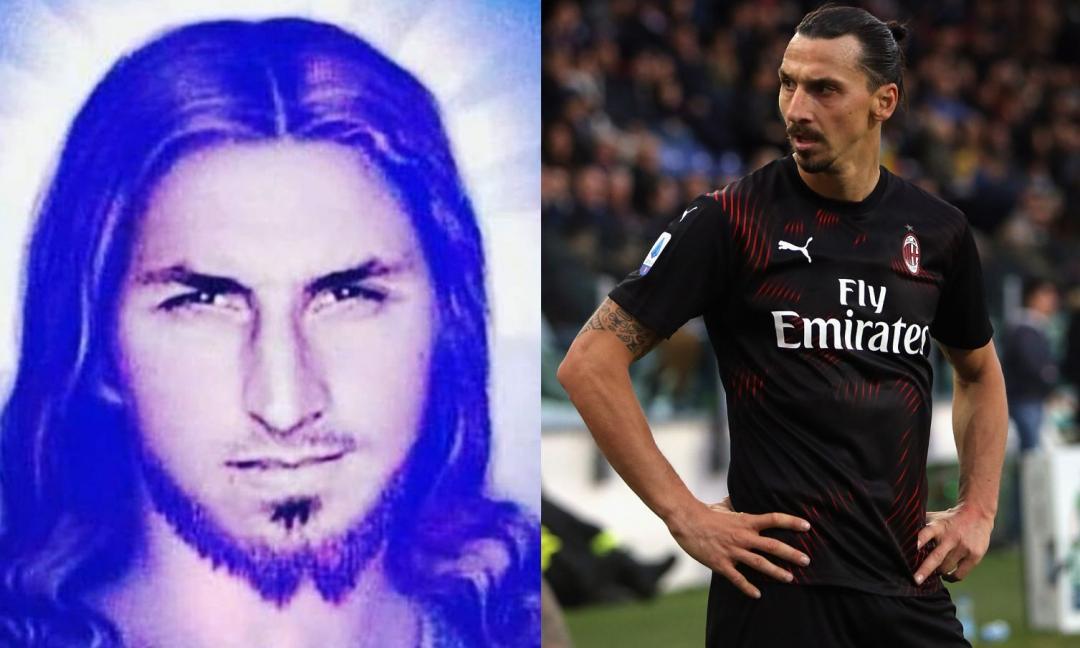 Milan, Ibra il salvatore. Pani, pesci, gol, e assist...