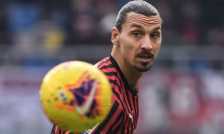 Milan, ecco chi sarà il partner di Ibrahimovic nel derby