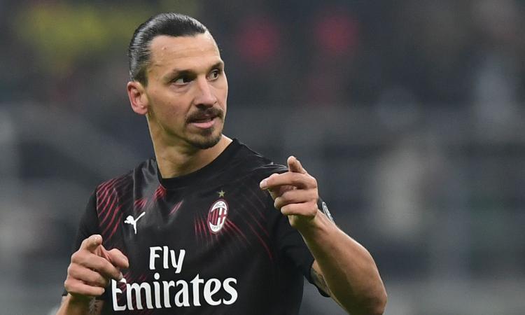 Milan, le pagelle di Ibrahimovic: campione anche quando non è al meglio
