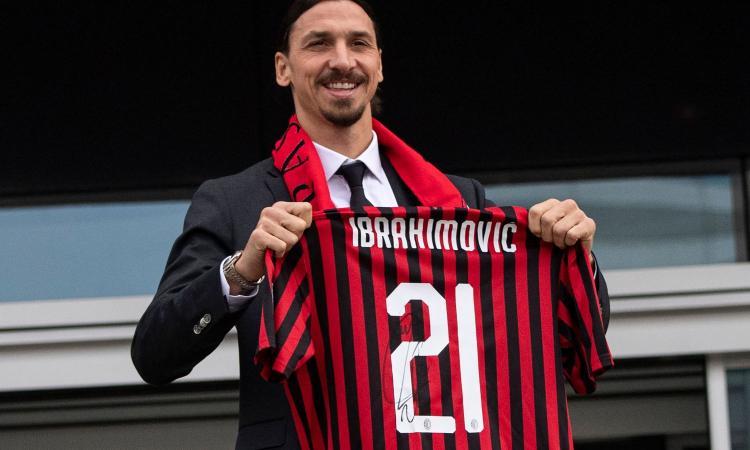 Milan, la carica di Ibrahimovic: 'Voglio 70mila spettatori, se no non gioco'