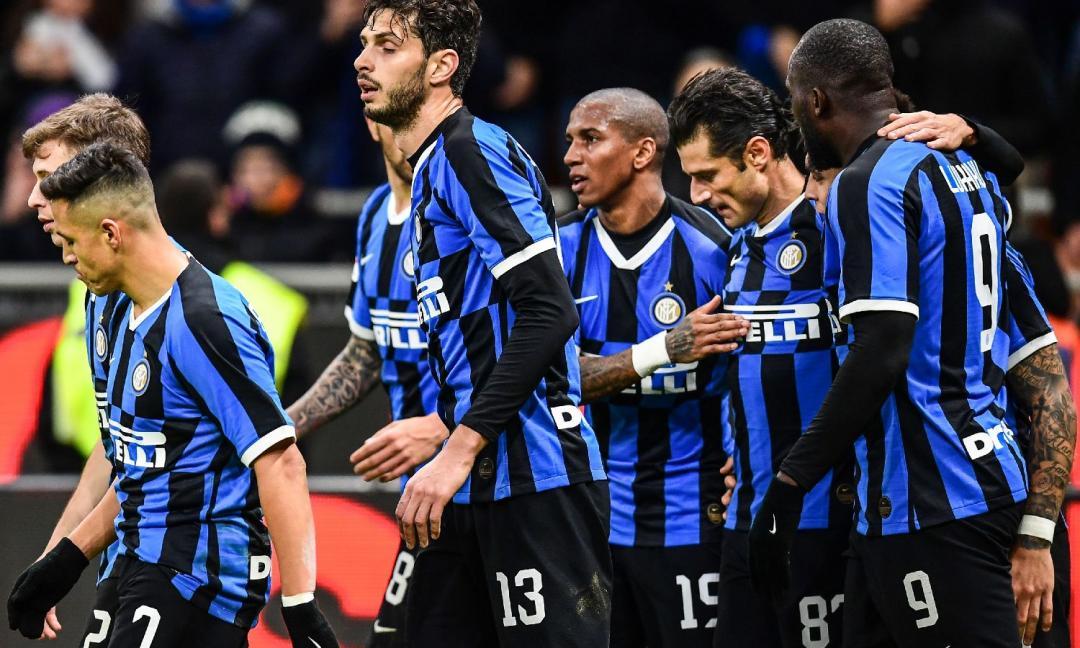 L'Inter ritrova la strada e le semifinali di Coppa Italia