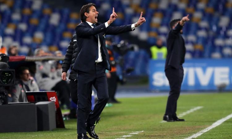 Lazio, Inzaghi: 'Abbiamo dominato. Rosso a Leiva grossa ingenuità di Massa' VIDEO