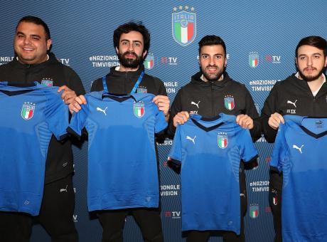 Esports, ecco l'Italia del calcio virtuale: presentata la eNazionale PES
